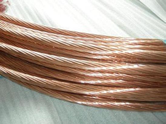 铜包钢绞线在天博官网下载链接工程天博国际网址中各种使用方式