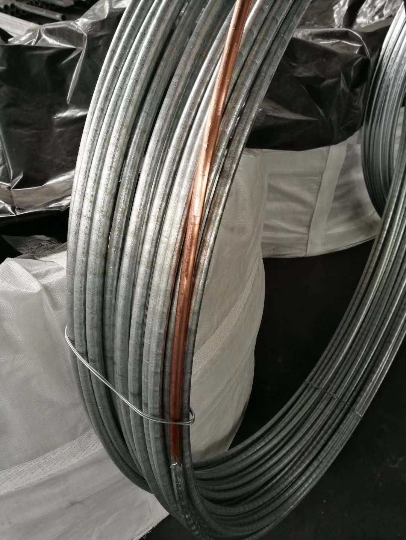 锌包钢圆线